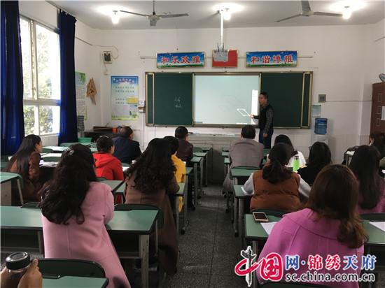 丹棱全县小学教师进行电子白板使用培训