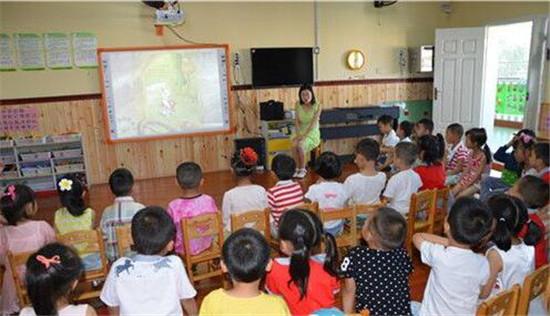 成都天府新区三星幼儿园开展阅读评选活动 激发幼儿阅读兴趣插图