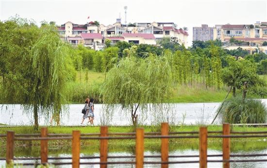 绿色发展 建设繁荣富裕美好眉山