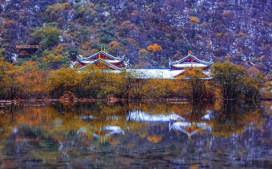 四川阿坝黄龙景区:奏响绿色旅游发展新篇章