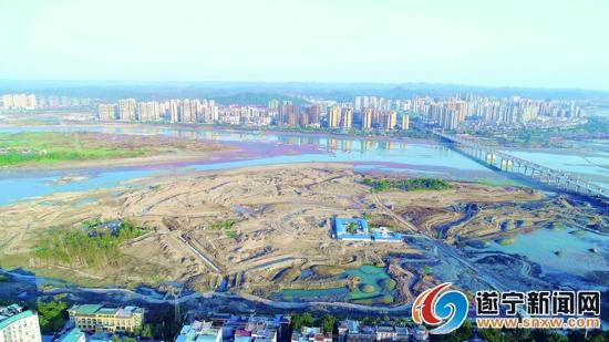 遂宁市投资2.6亿元升级席吴二洲湿地公园