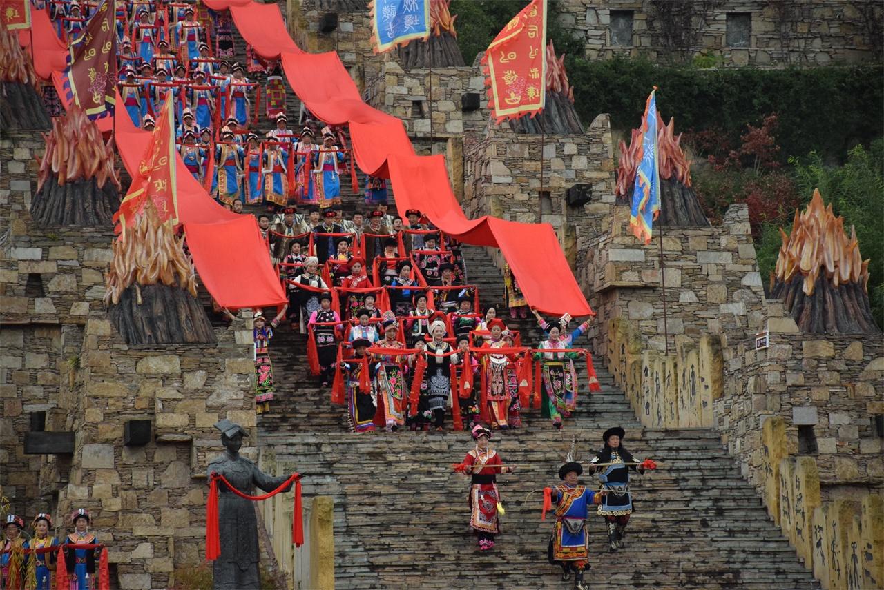 2017年11月29日,四川省旅游景区品质等级评定委员会向社会公告,茂县