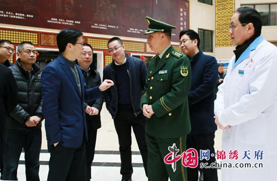 遂宁市市长杨自力率队开展节前消防安全检查