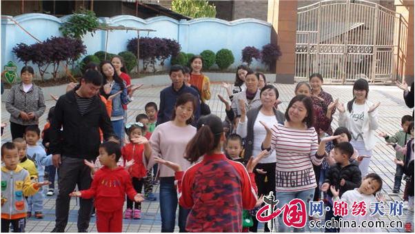 通江县妇幼保健院入户入园开展留守儿童健康项目工作