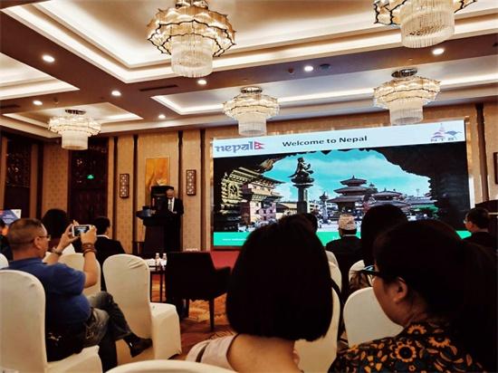尼泊尔邀请四川游客体验当地文化