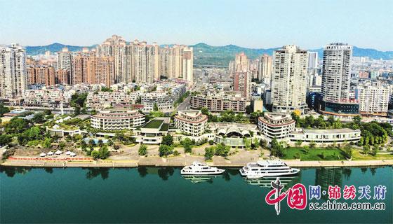 """规划引领 南充顺庆城区以""""多功"""
