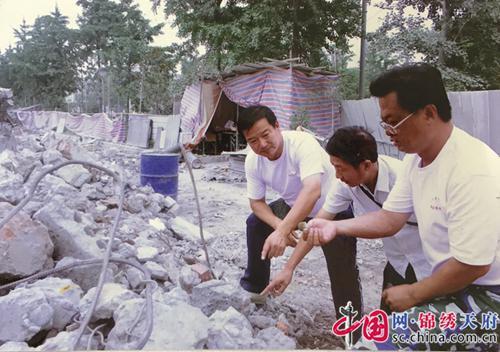 杨绍红:无论什么困难 决不能退缩