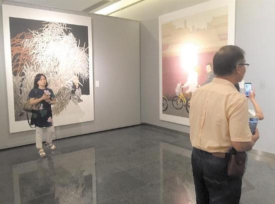 两场重量级艺术展在蓉同期举行
