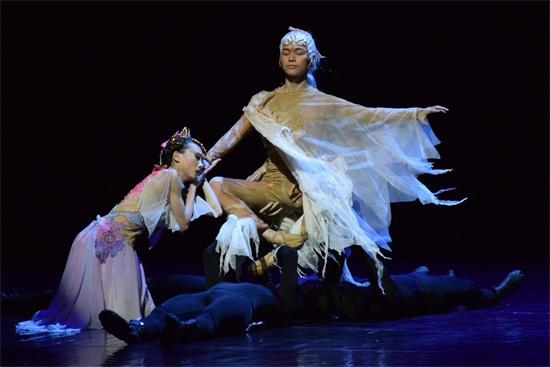 舞剧《长风啸》:诠释人性大爱 演绎生命成长