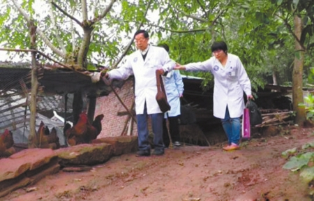 8·19首个中国医师节 致敬生命守护神