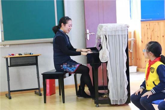 课堂教学现场展示活动在锦西外国语实验小学举教案苏少版年级小学一音乐上册图片