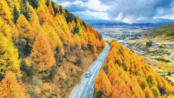 韶光映画馆 川藏公路,发明古迹之路