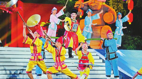 明年央視戲曲春晚設成都分會場 已在武侯祠完成錄製