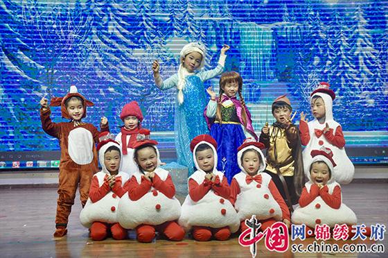 """""""致经典 享童梦""""成都光亚幼稚园第二届戏剧节"""