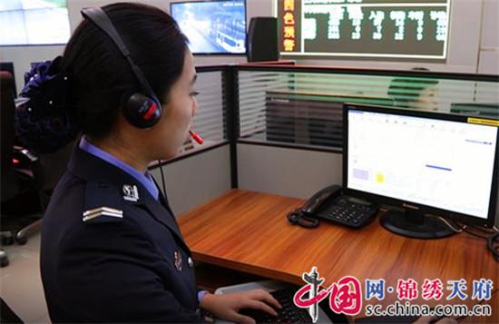 成都龙泉驿110骚扰警情三年下降近四成 三人谎报警情被拘留
