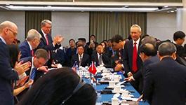 中美结束磋商:相向而行 管控贸易摩擦