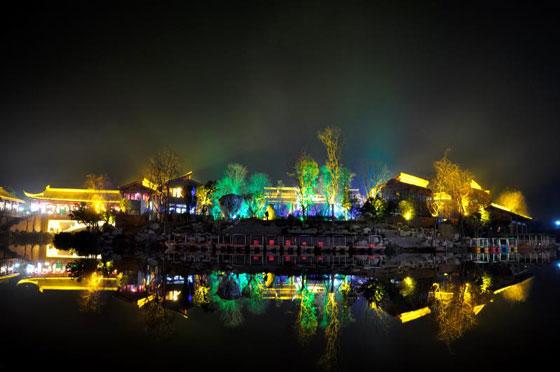 今年春节,超乎想象的精彩将在这世外桃源五凤溪上演!