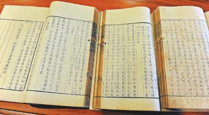 探访犍为图书馆:来看看清朝官员的诗歌品位