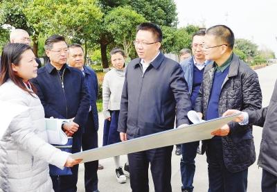 赵世勇调研城市规划建设工作时要求 坚持以人为本 实现城市让生活更美好