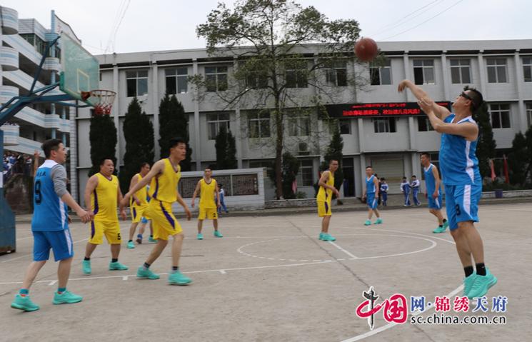 增进交流,浓厚友谊――蓬溪县文井镇举行2019年职工运动会