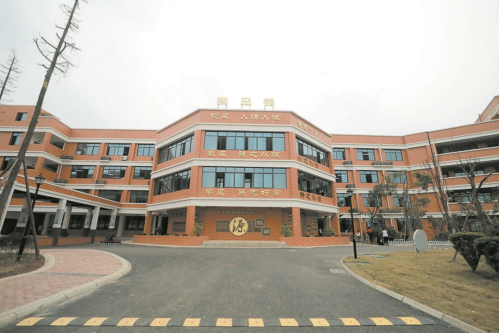 简阳新(扩)建54所标准化学校将全部投入使用