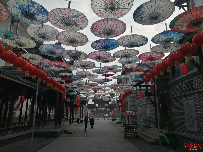 泸州油纸伞厂_小镇\