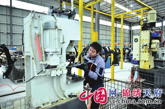 """南部县工业集中区成功晋级为""""省级经济开发区"""""""