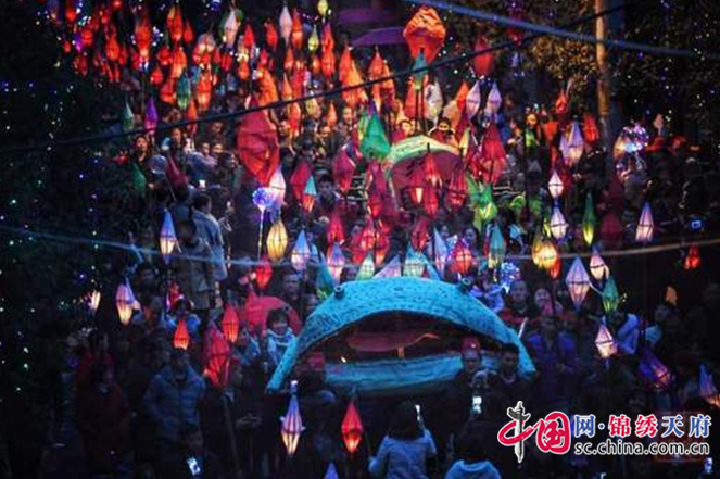 """蓬溪县新星乡民俗:流传三百多年历史的""""蛴蟆节"""""""