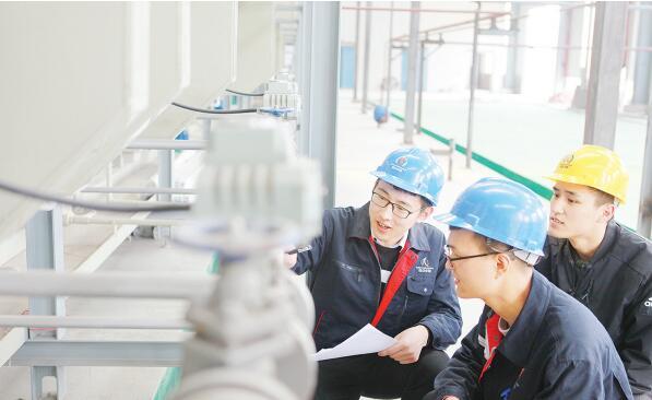 四川明日宇航加快建设航空航天特种工艺生产线项目