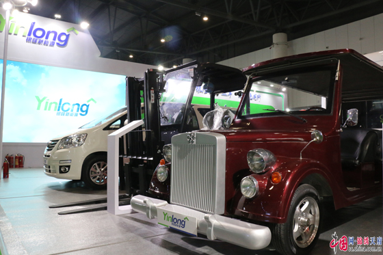 第五届中国(成都)国际新能源汽车及电动车展览会启幕