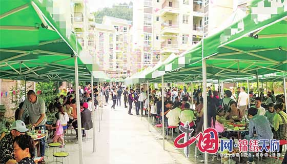 南部县升钟湖美食节3天揽金近3500万元美食家的特别篇孤独sp图片