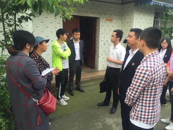 """江苏人通过""""三书模式""""到什邡马祖镇成功受让闲置农房使用权"""