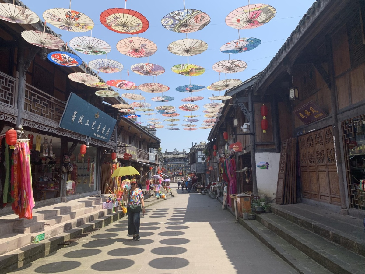 天府旅游名县汶川再发力 多元业态打造全域旅游新格局