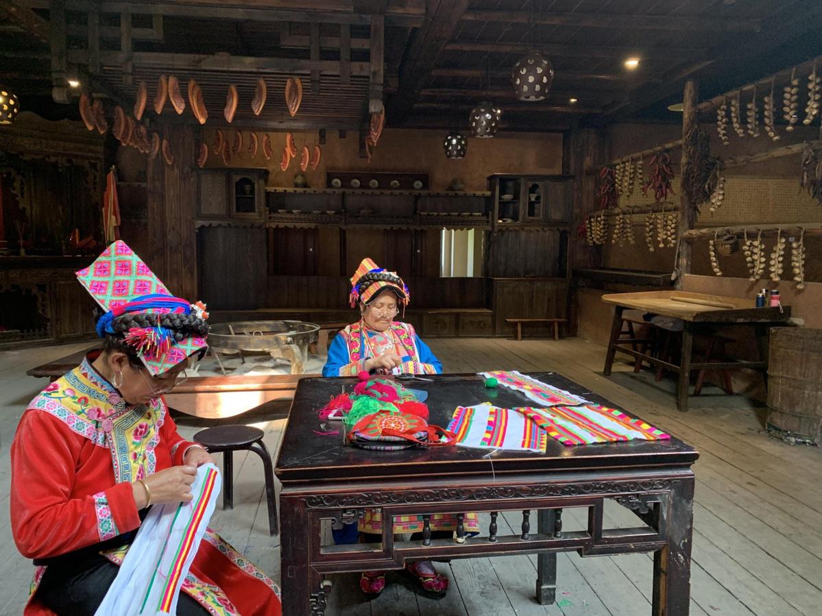 旅游业助力四川阿坝州羌族文化保护传承