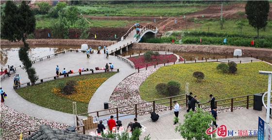 高标准扶贫开发 探寻简阳特色乡村振兴路径