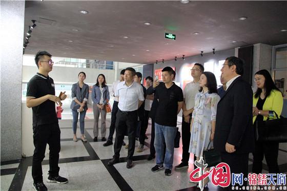 《香港青年来川创业现状及促进对策调研》课题组赴四川长江职业学院开展调研