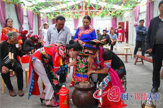 """探索民族传统音乐保护和传承 """"羌族音画""""走进松潘小姓乡大尔边"""