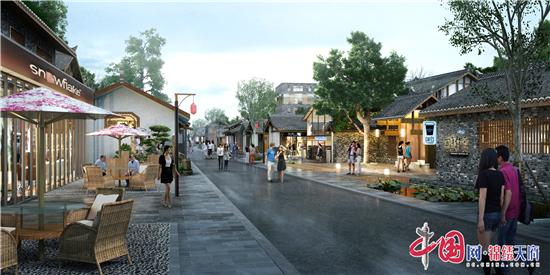 成都市城厢天府文化古镇整体保护性开发工程启幕(图1)