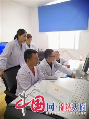 成都市第二人民医院炉霍医疗队开展当地首例增强CT检查