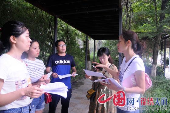 【税改周年走基层看变化】曾发生在成都市温江区税务局办公室的那些事