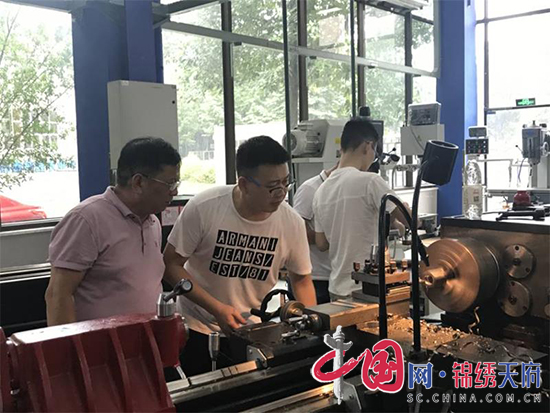 """2019年""""AHK机电一体化工考试实施""""师资培训在成都蒲江举行"""