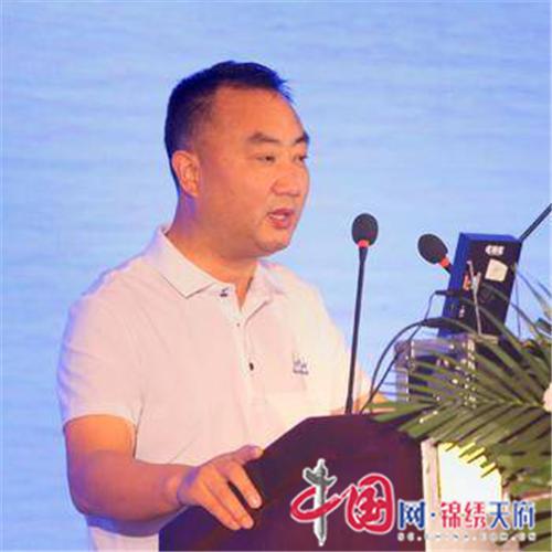 四川省科协联合党委副书记陈军同志致辞.png