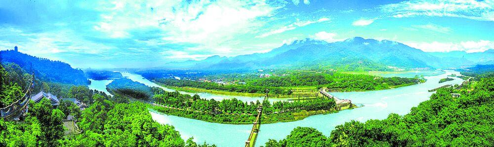 都江堰:推进国际生态旅游名城建设