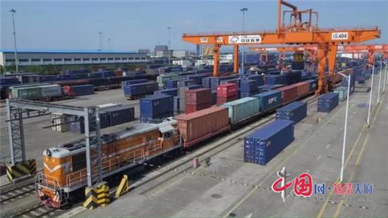 成都国际铁路港入选2019年国家物流枢纽建设名单