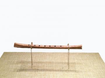 世界最早的吹奏乐器----河南贾湖骨笛