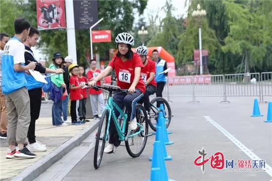 成都会举行天府绿道青少年自行车兴趣赛