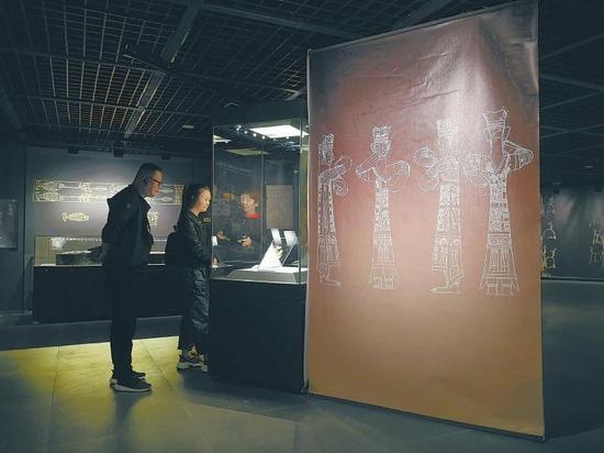 三星堆博物馆综合馆昨起闭馆升级 3个月内以临展待客