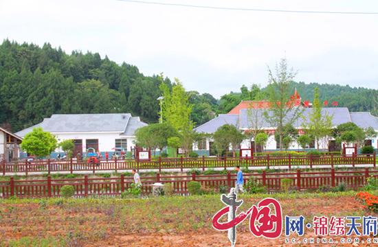 射洪县大榆镇:乡村振兴助力幸福美丽新村建设
