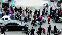"""广安市城管执法局:""""三招""""破解校园周边秩序管理难题"""