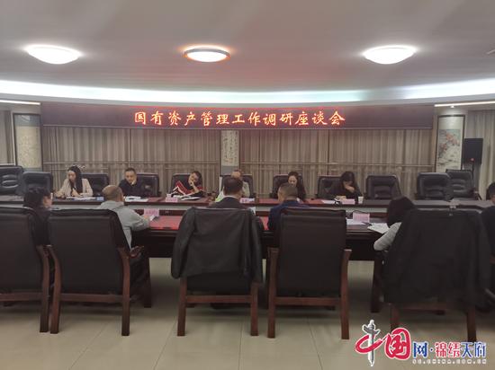 遂宁市财政局副局长肖海鸥带队到